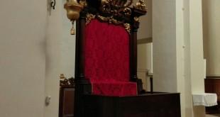 trono Reggenza