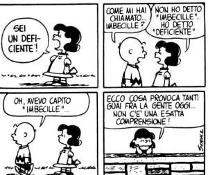 striscia Peanuts