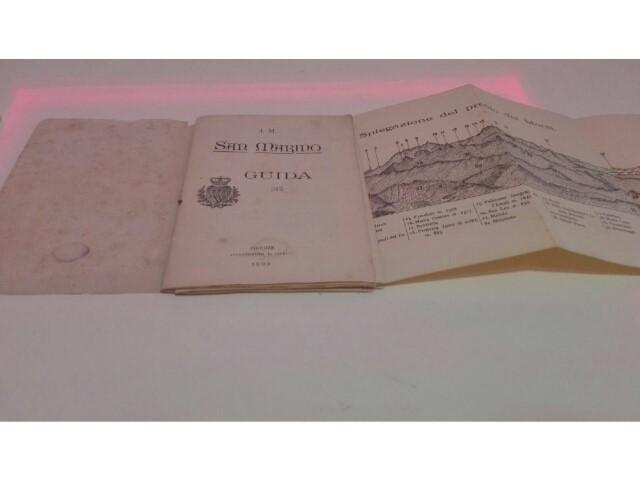 san marino rccontata da una guida 1903