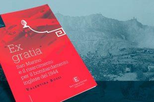 Ex gratia: la conferenza di Valentina Rossi diventa un libro