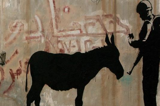 L'Uomo che rubò Banksy