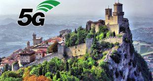 San Marino è pienamente coperta dalla rete 5G