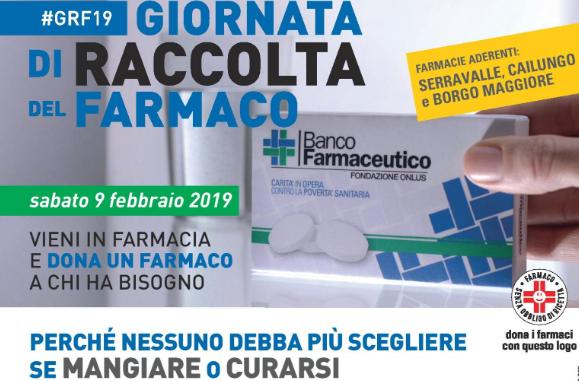 San Marino aderisce alla Giornata per la raccolta del farmaco