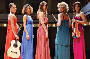 """L'ensemble tutto al femminile, tutto sammarinese, presenta il disco """"2392-SPES"""""""