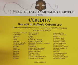 Commedia Sant'Agata