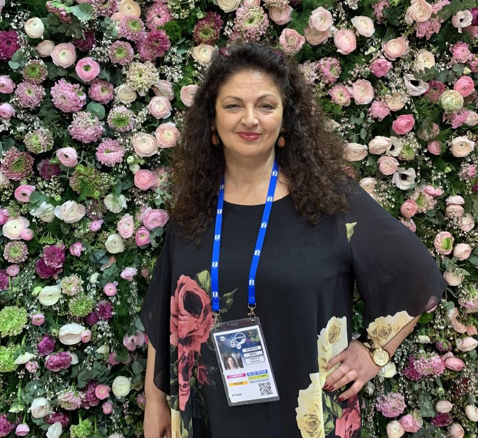 Mara Verbena: il successo dei fiori al Festival della Canzone 2019