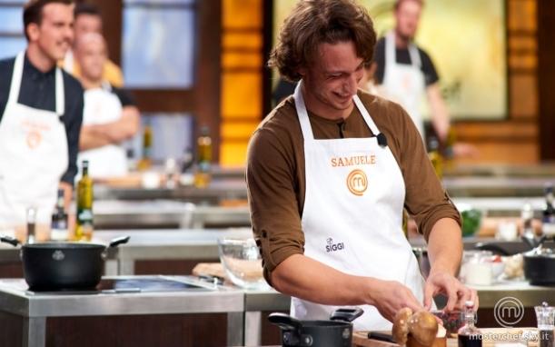 Il 23enne macellaio sammarinese dice addio al sogno di diventare l'ottavo Masterchef d'Italia