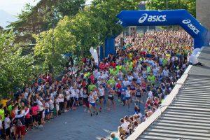 Giro del monte di corsa: scatta il conto alla rovescia
