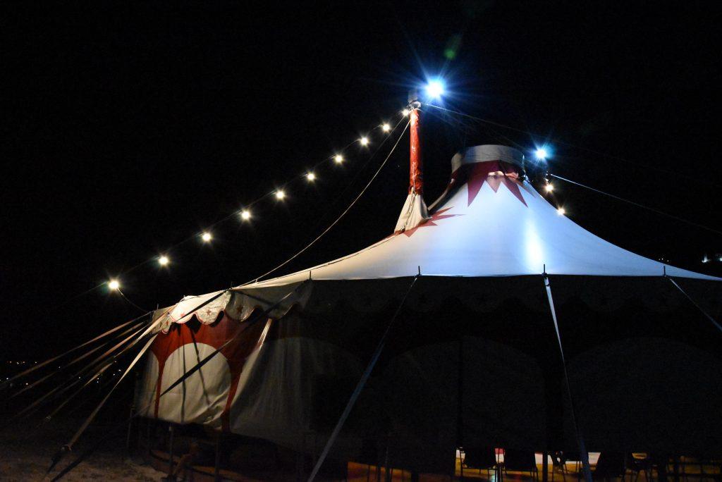 il castello del circo