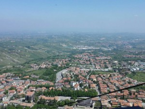 cantone veduta panoramica
