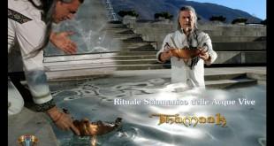 rituale dell'acqua