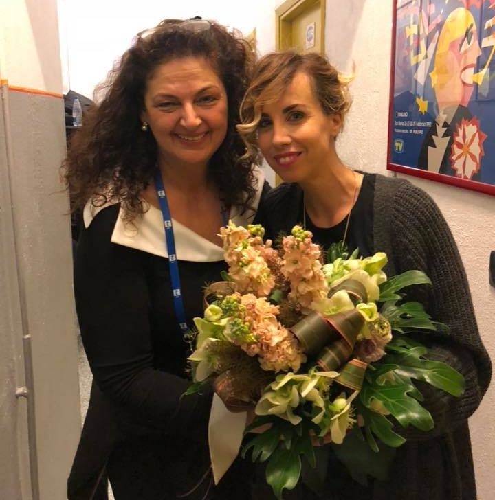 Mara Verbena al Festival di Sanremo