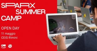 """Sparx Summer Camp"" a Rimini: sabato porte aperte al Ceis"